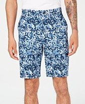 eb4cbcd04c9b Attack Life by Greg Norman Men s Oakhill Floral-Print Shorts