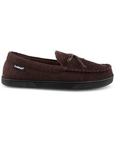 Isotoner Signature Men's Corduroy Slippers