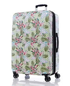 """GUESS Fashion Travel Dupree 28"""" Spinner Upright Luggage"""