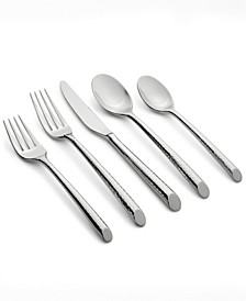 Granger Mirror 20-Piece Flatware Set, Service for 4