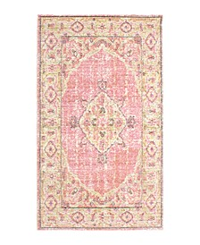 "Kenora Colorwashed Kilim 27"" x 46"" Accent Rug"