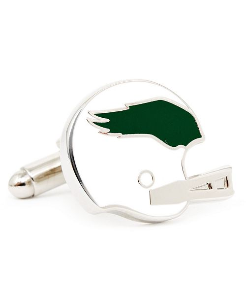 Cufflinks Inc. Retro Philadelphia Eagles Helmet Cufflinks