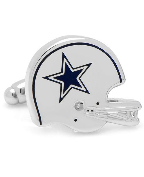 Cufflinks Inc. Retro Dallas Cowboys Helmet Cufflinks