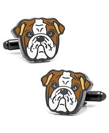 English Bulldog Cufflinks