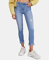17e1e8789cad Free People Great Heights Frayed Skinny Jeans. Quickview. 2 colors