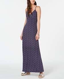 MICHAEL Michael Kors Wave Mosaic Printed Maxi Dress, Regular & Petite