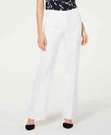 Nine West Wide-Leg Pants