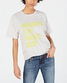 Cotton Text-Graphic T-Shirt