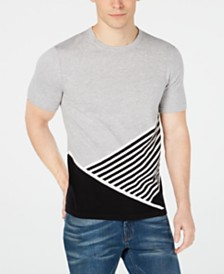 Michael Kors Men's Geo-Print T-Shirt
