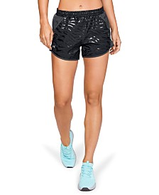 Under Armour Fly By Printed Shorts