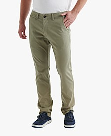 Men's 410 Athletic Fit Slim Leg COOLMAX® Temperature-Regulating Chino Pant