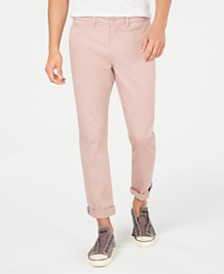 American Rag Men's Stretch Chino Pants, Created for Macy's