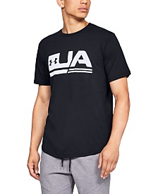 Under Armour Men's Sportstyle Drop Hem Short Sleeve