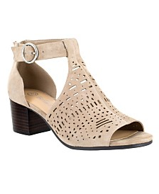 Bella Vita Finn Cutout Sandals