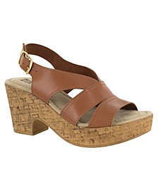 Jaz-Italy Slingback Sandals