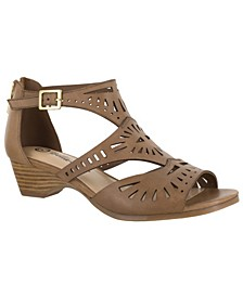 Penny Cutout Sandals