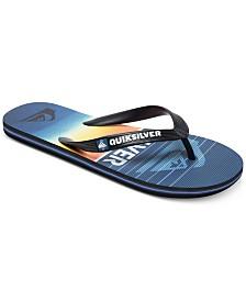 Quiksilver Men's Molokai Highline Flip-Flop Sandals