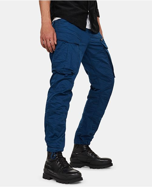 Smuk G-Star Raw Men's Tapered Cargo Pants, Created for Macy's & Reviews EE-71