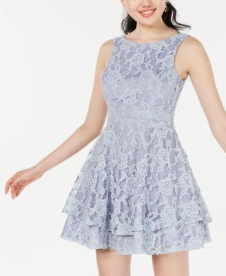 Lace Dresses at Macy's