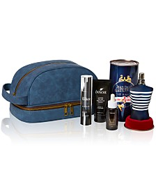 Created for Macy's Men's 5-Pc. Dopp Kit Set