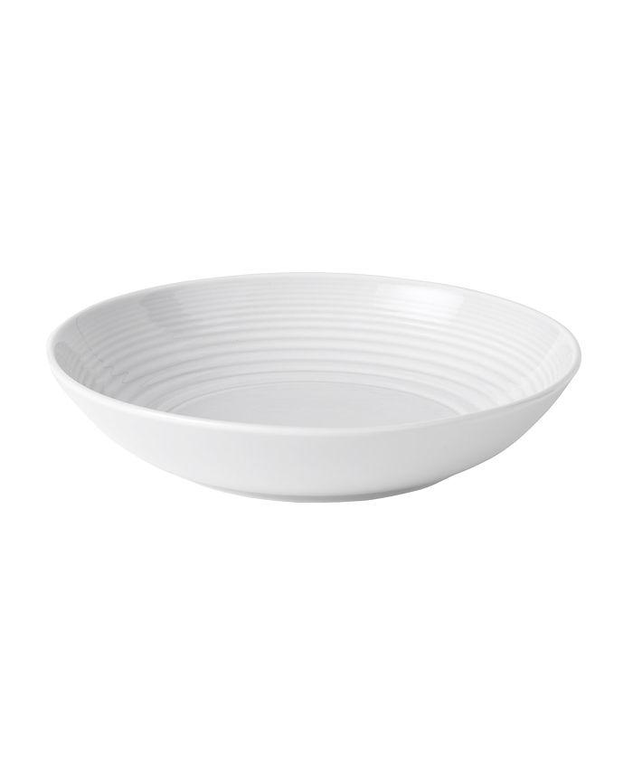 Gordon Ramsay - Maze White Open Vegetable/Pasta Bowl 24 oz