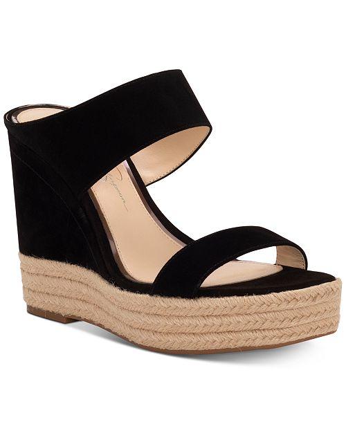 7919d8e77 Siera Wedge Sandals