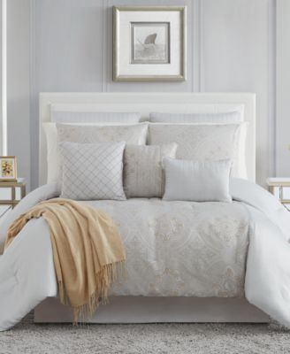 Sydney 14-Pc. King Comforter Set, Created for Macy's