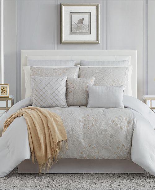Pem America Sydney 14-Pc. King Comforter Set, Created for Macy's