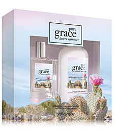 philosophy 2-Pc. Pure Grace Desert Summer Gift Set