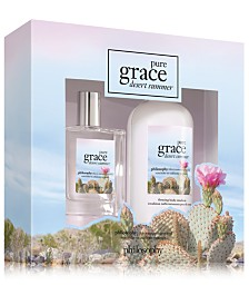 philosophy 2-Pc. Pure Grace Desert Summer Gift Set