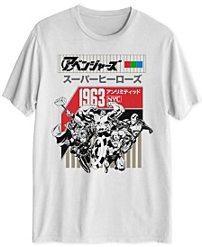 Kanji Wars Men's Graphic T-Shirt
