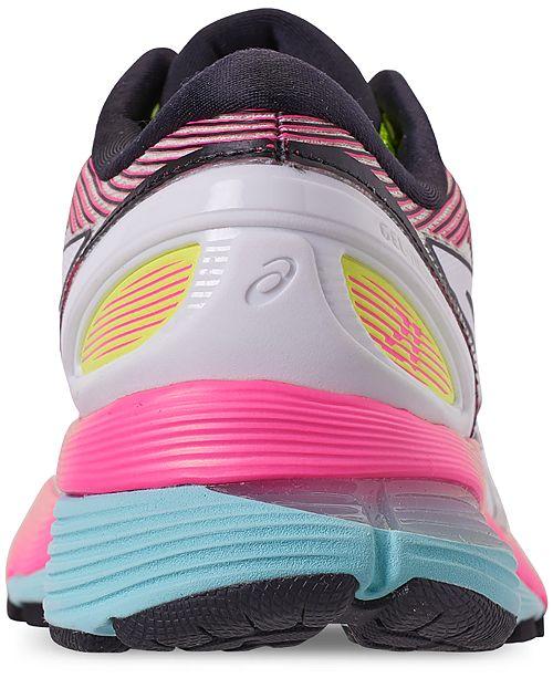 6a71077a898b ... Asics Women s GEL-Nimbus 21 Optimism Running Sneakers from Finish ...