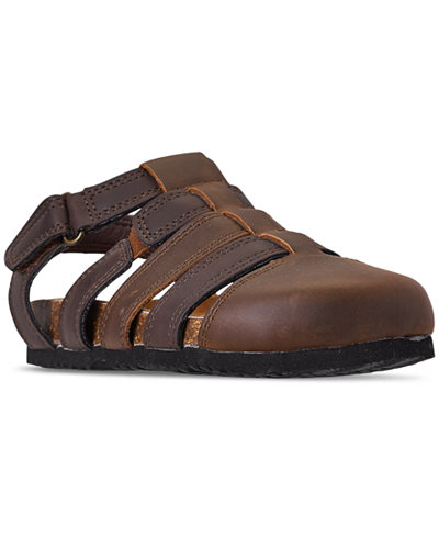Bearpaw Little Boys' Cade Cage Sandals from Finish Line