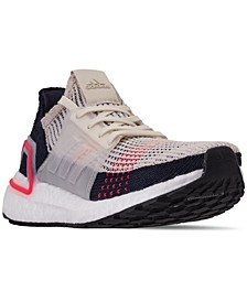 Women's UltraBOOST 19 Running Sneakers from Finish Line