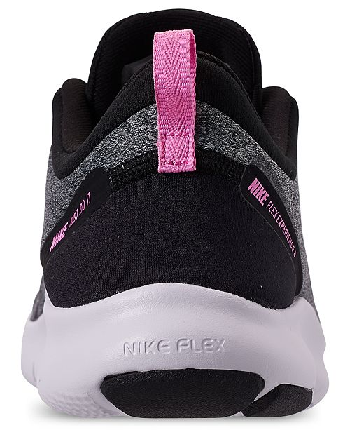 dba2e274ec88 ... Nike Women s Flex Experience Run 8 Wide Width Running Sneakers from  Finish ...