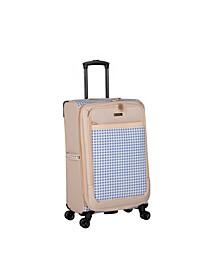 "Greenwich 24"" 8-Wheel Spinner Luggage"