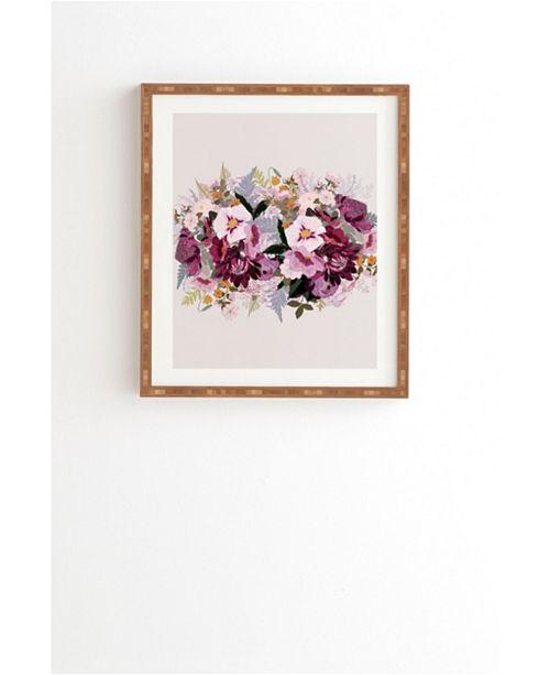 Deny Designs Lunette Framed Wall Art