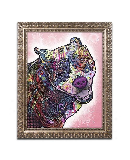 """Trademark Global Dean Russo 'Indelible' Ornate Framed Art - 20"""" x 16"""" x 0.5"""""""