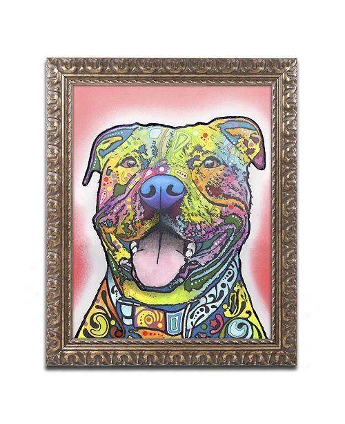 "Trademark Global Dean Russo 'Blanche' Ornate Framed Art - 20"" x 16"" x 0.5"""