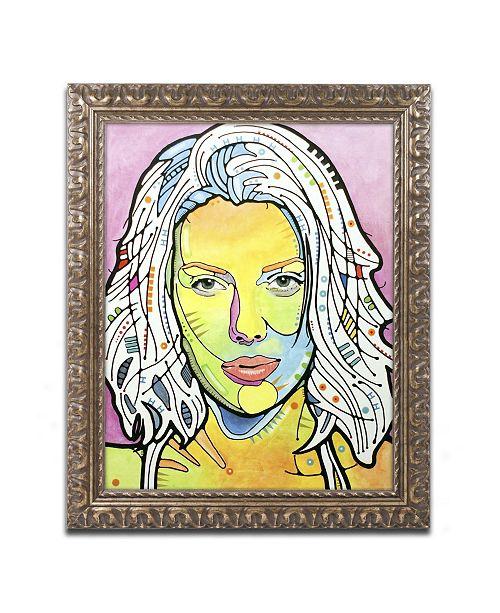 "Trademark Global Dean Russo 'Skin Deep' Ornate Framed Art - 20"" x 16"" x 0.5"""
