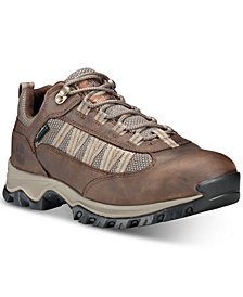 Timberland Men's Mt. Maddsen Lite Low Boots