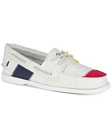 Sperry Men's A/O 2-Eye Bionic Sailcloth Boat Shoes