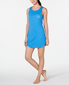 Peekaboo-Back Sleepshirt, Created for Macy's