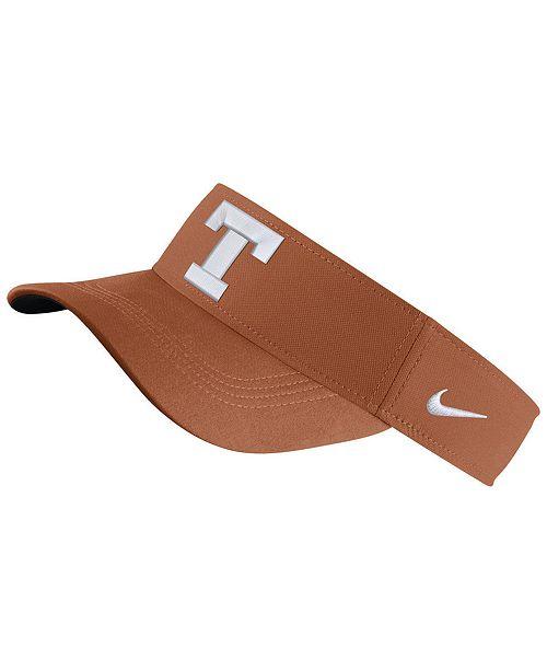 Nike Texas Longhorns Dri-Fit Visor