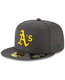 Oakland Athletics Recycled 59FIFTY Fitted Cap