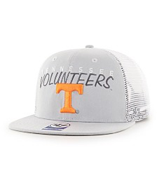 '47 Brand Big Boys Tennessee Volunteers Wordmark Captain Snapback Cap