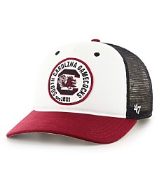 '47 Brand South Carolina Gamecocks Swell MVP Trucker Snapback Cap
