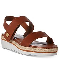 Lauren Ralph Lauren Jewelle Wedge Sandals