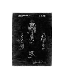 "Cole Borders 'Star Wars Bossk' Canvas Art - 47"" x 35"" x 2"""