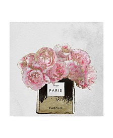 "Color Bakery 'Pink Scented' Canvas Art - 14"" x 14"" x 2"""